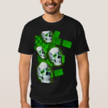 guys girls undead zombies funny zombie shirt