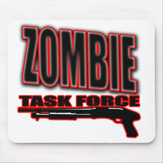 guys girls undead zombies funny zombie shirt mouse pad