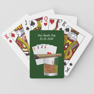 Guy's Night Out Custom Playing Card Deck