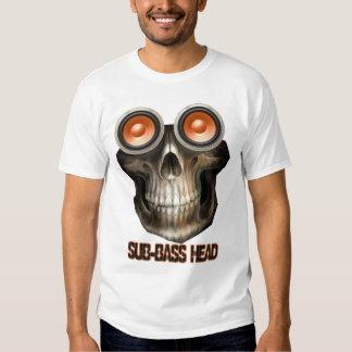 guys or girls sub bass head DUBSTEP 2-step DnB Tee Shirt