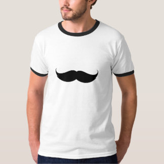 Guys Posh Boy Moustache T-shirt