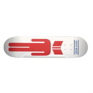 Guys Read Skateboard