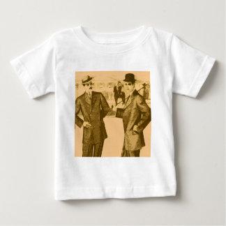 Guys Yellow vintage designs Baby T-Shirt