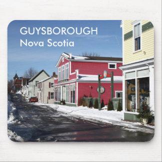 Guysborough, cojín de ratón de Nueva Escocia Alfombrilla De Raton
