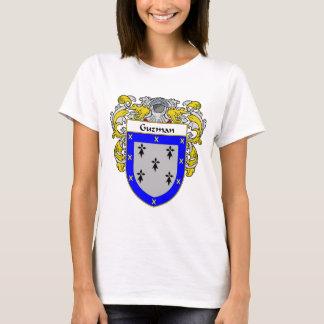 Guzman Coat of Arms (Mantled) T-Shirt