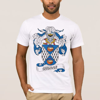 Guzman Family Crest T-Shirt
