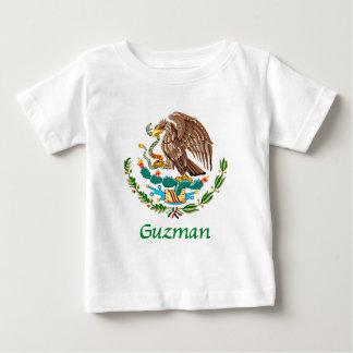 Guzman Mexican National Seal Baby T-Shirt