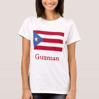 Guzman Puerto Rican Flag T-Shirt
