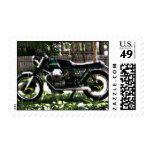 guzzi postage stamp