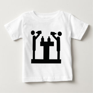 guzzle culture beer icon baby T-Shirt