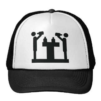 guzzle culture beer icon hat