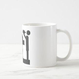 guzzle culture beer icon mug