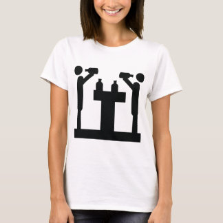 guzzle culture beer icon T-Shirt
