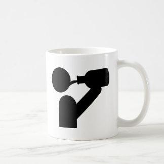 guzzler icon coffee mug