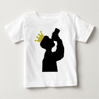 guzzler with crown icon tshirt