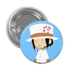 GV Harold Gloom Pinback Buttons