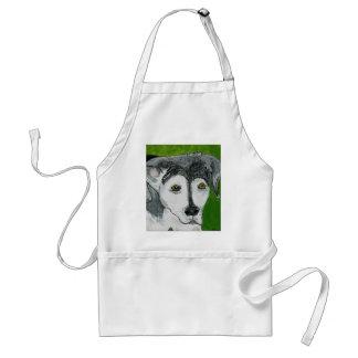 GVCS Dog Art Adult Apron