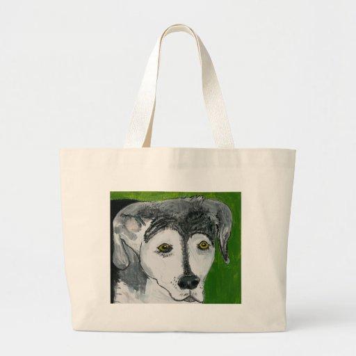 GVCS Dog Art Bag