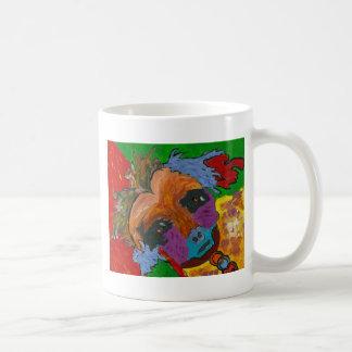 GVCS Dog Art Coffee Mug