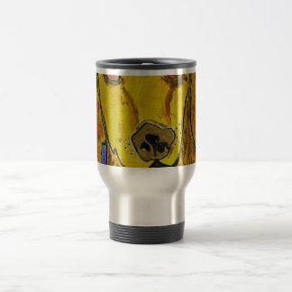 GVCS Dog Art Mugs