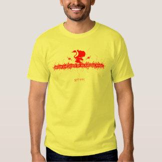 GVT - shocking effect T-shirt