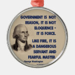 GW - Government Is Not Reason, Fearful Master Ornaments