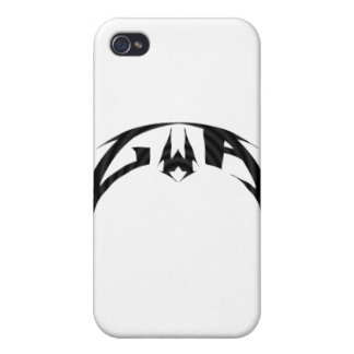 GWA Alpha Logo Case For iPhone 4