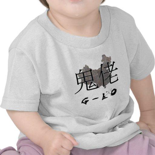 Gwai Lo (Gwei Lo) Foreign Devil T-Shirt