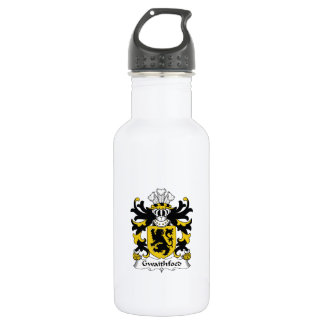 Gwaithfoed Family Crest 18oz Water Bottle