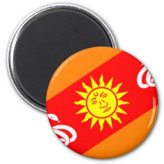 Gwalior Royal, India Magnets