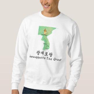 Gwanggaeto el grande sudadera