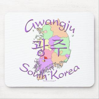 Gwangju South Korea Mouse Pad