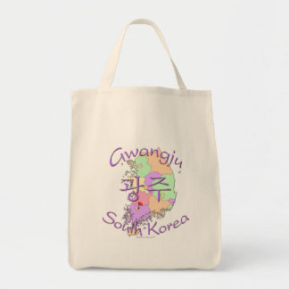 Gwangju South Korea Tote Bag