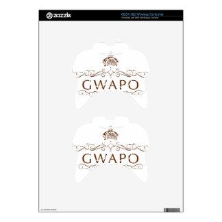 GWAPO - FUNNY FILIPINO DESIGN XBOX 360 CONTROLLER SKIN