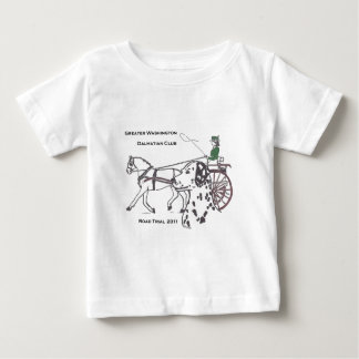 GWDC Road Trial 2011 Baby T-Shirt