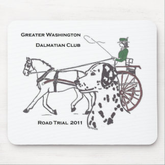 GWDC Road Trial 2011 Mouse Pad