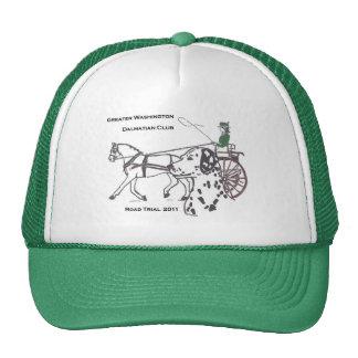GWDC Road Trial 2011 Trucker Hat