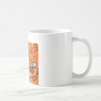 Gween the fox coffee mugs