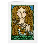 Gwenhwyfar Greeting Card