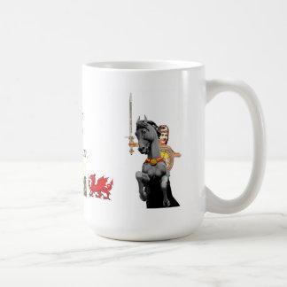 Gwenllian - Welsh Warrior Princess Coffee Mug
