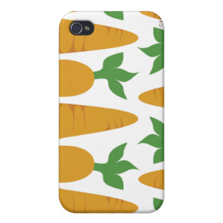 Gwennie el bollo: Campo de zanahorias iPhone 4/4S Funda