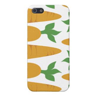 Gwennie el bollo: Campo de zanahorias iPhone 5 Cárcasas