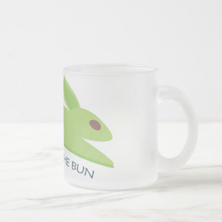 Gwennie el bollo taza de café esmerilada