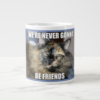 Gwennie Giant Coffee Mug