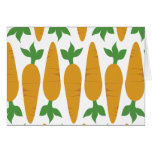 Gwennie The Bun: Field of Carrots Cards