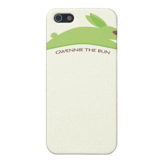 Gwennie The Bun iPhone SE/5/5s Cover