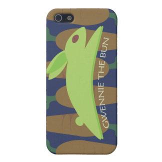 Gwennie The Bun: Night Raider iPhone SE/5/5s Case