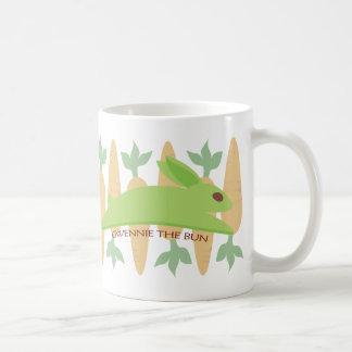 Gwennie The Bun: Night Raider Coffee Mug