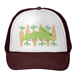 Gwennie The Bun: Night Raider Trucker Hat