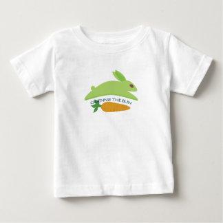 Gwennie The Bun With Carrot Baby T-Shirt